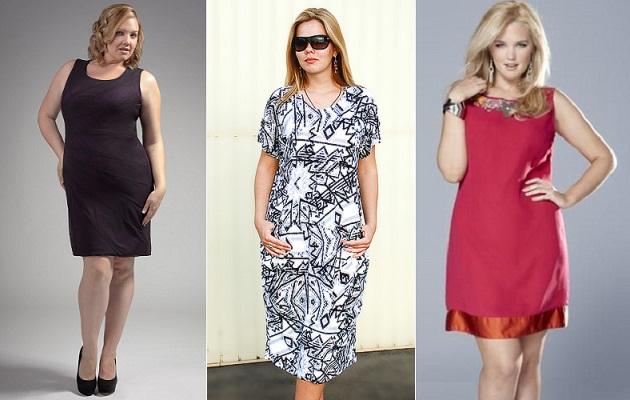 Простенькие платья для девушек